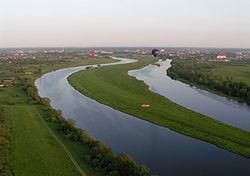 Lielupe river at Jelgava by Igors Jefimovs.jpg