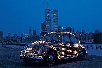Eric Staller - Volkswagen Lightmobile
