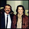 Lina Sotis e il fotografo Augusto De Luca.jpg