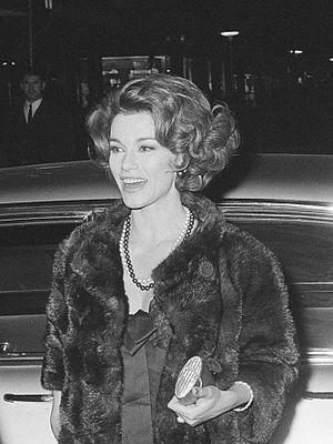 Linda Christian - Christian in Rotterdam (1966)