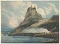 Lindisfarne Castle, Holy Island, Northumberland MET DP821127.jpg