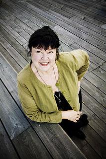 Lisa Syrén Jardbrink Swedish journalist and presenter at Sveriges Radio since 1986