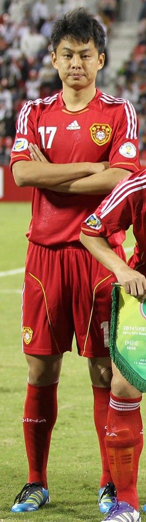 Liu Jian (footballer) - Image: Liu Jian