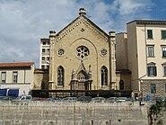 Livorno, chiesa olandese nel 2008