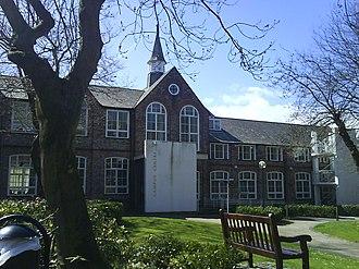 Liverpool John Moores University - Mount Pleasant Campus Centre
