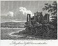 Llaugharne Castle, Caermarthenshire.jpeg