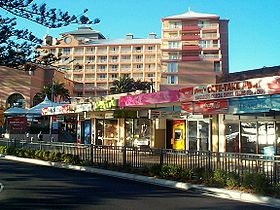 Centre commercial de Terrigal