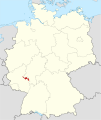 Locator map MZ in Germany.svg