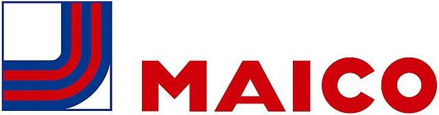 Datei:Logo MAICO 4c.jpg