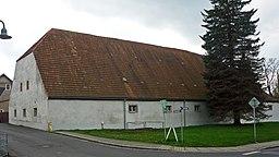 Kastanienallee in Lohmen