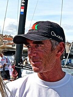 Loïck Peyron French yacht racer