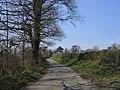 Lon Wledig ger Little London - Country Lane near Little London - geograph.org.uk - 393353.jpg