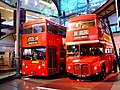 London DMS Fleetline and Routemaster.jpg