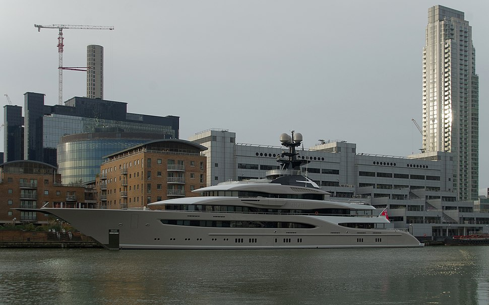 """London MMB »295 City Canal and """"Kismet"""""""