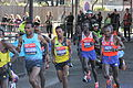 London Marathon 2013 Men's field (7).jpg