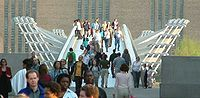 London Millennium Bridge - from north - shallow profile - 240404.jpg