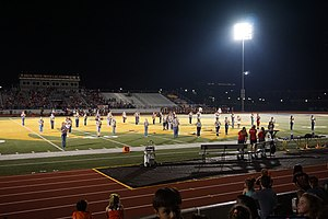 Lone Oak Independent School District - Lone Oak High School Marching Band
