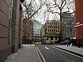 Looking from Old North Street into Red Lion Square - geograph.org.uk - 1656356.jpg