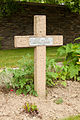 Loos British Cemetery - French grave.jpg