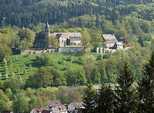 Lorch (Württemberg) - Lorch Monastery, Württemberg