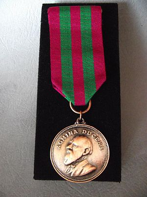Lord Strathcona Medal - The Lord Strathcona Medal