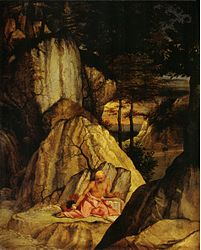 Lorenzo Lotto: St. Jerome in the Wilderness