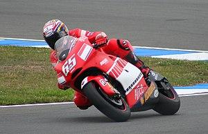 Ducati Desmosedici - Image: Loris Capirossi 2005