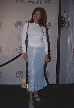 Lorraine Bracco, May 2000