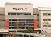 Los robles medical center superstructure.jpg