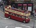 Lothian Buses open top tour bus Mac Tours Routemaster, 22 August 2008.jpg