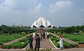 Lotus Temple - Delhi, various views (13).JPG