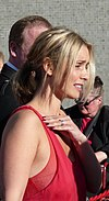 Colour photograph of Louise Redknapp in 2009