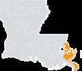 Louisiana Senate District 1 (2010).png