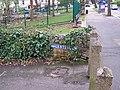 Low level signpost - geograph.org.uk - 1773384.jpg