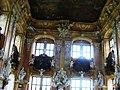 Lubiąż, klasztor, 1692-1710 sala książęca.JPG