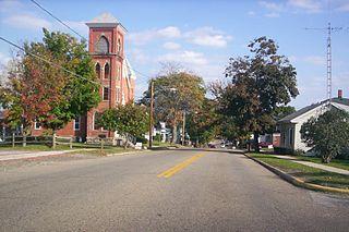 Lucas, Ohio Village in Ohio, United States