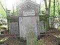 Ludwik Adam Dmuszewski grób.JPG