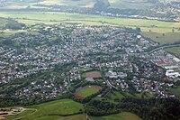 Luftaufnahme von Burgsolms, Hessen, Deutschland.jpg