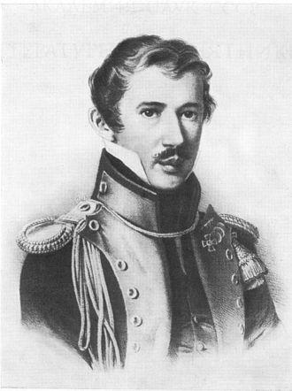 Michael Lunin - Lunin in 1822