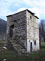 Lura Albania kulla.jpg