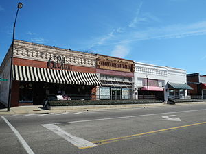 Luverne, Alabama - Image: Luverne, Alabama Historic District