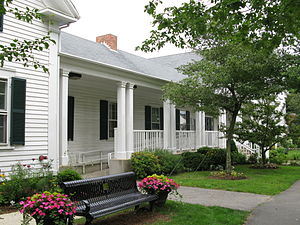 Lynnfield, Massachusetts - Lynnfield Public Library
