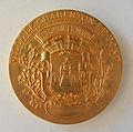 Médaille bronze. Ville de Charenton-le-Pont, Prœsidium et decus. Graveur RIVET Adolphe (1855- ). 1982. 49mm, 52 gr (1).JPG