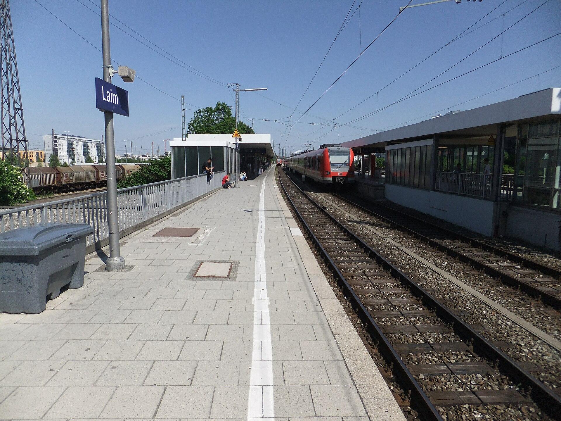K Chenstudio M Nchen munich laim station