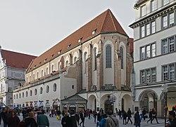 奥斯定会教堂 (慕尼黑)