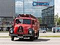 Münster, Hafenplatz, Feuerwehrfahrzeug -- 2015 -- 5856.jpg