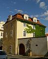 Měšťanský dům (Malá Strana), Praha 1, Jánský vršek, Šporkova 13, Malá Strana.JPG