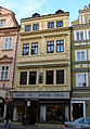Měšťanský dům (Malá Strana), Praha 1, Mostecká 14, Malá Strana.JPG