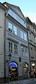 Městský dům U Červeného orla (Staré Město), Praha 1, Celetná 21, Staré Město.jpg