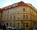 Městský dům U Vocílků (Staré Město), Praha 1, Jilská, Husova 3, Staré Město.jpg